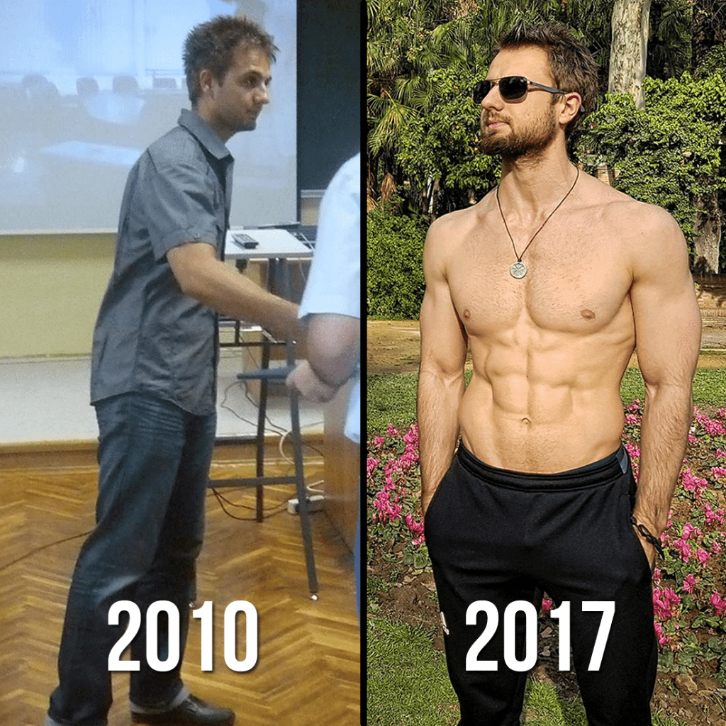 Mario Tomic Transformation