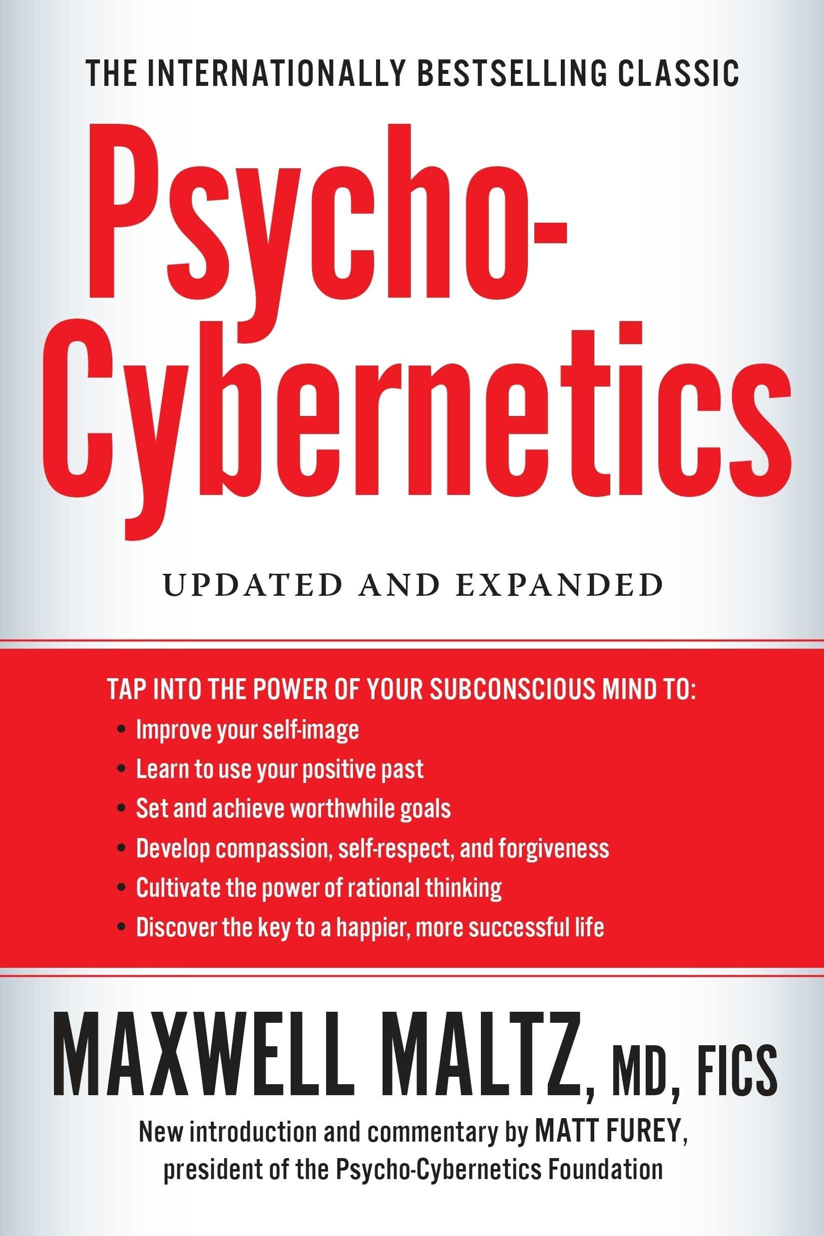 Matt furey psycho cybernetics