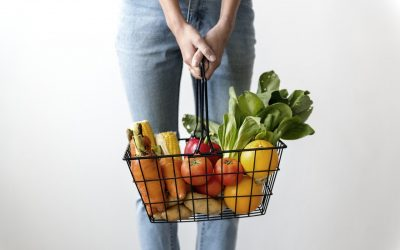 The Perfect Grocery List for Ripped Abs