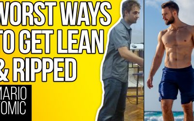 5 Worst Ways To Get Lean and Ripped (DON