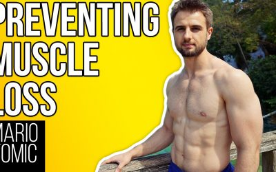 How To Prevent Muscle Loss (When Going From 20% to 10% Body Fat)
