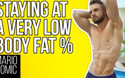 Maintaining a Low Body Fat Percentage (What Works Long-Term)