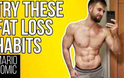 3 Simple Eating Habits To Lose Fat (TRY THESE!)