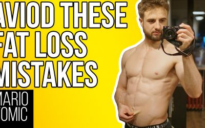 Top 3 Fat Loss Mistakes (AVOID THESE!)