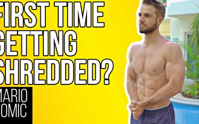 Lessons From Getting Shredded (Things I Would Do Differently)
