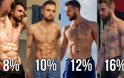 Finding Your Ideal Body Percentage (Including Examples)