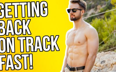 How To Get Back on Track With Your Diet (3 Step Fat Loss Reset)