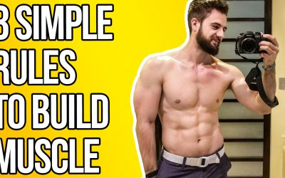 3 Rules For Building Muscle at Home (FOLLOW THESE!)