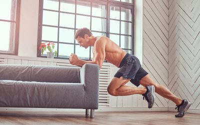 At-Home Fat Loss Cardio: Indoor, Small Space, No Equipment