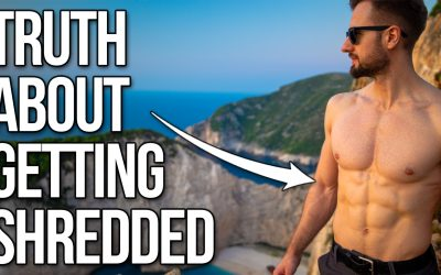 Getting Shredded is Easy?? Here's What You Need To Know