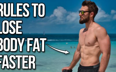 Simple Rules I Use To Lose Body Fat Faster (You Need To Try These!)