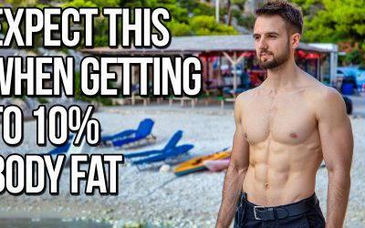 Strange Experiences When Getting to 10% Body Fat (Here's What To Expect!)