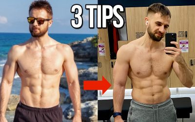 Stop Messing Up Your Muscle Building Phases (3 Tips To Make Progress)