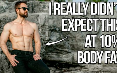 Strange Things That Happened When I Got To 10% Body Fat
