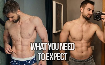 Getting Lean vs. Staying Lean (What To Expect and The Reality)
