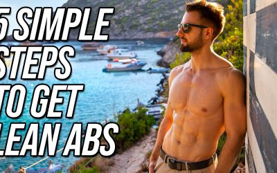 How to Get Lean Abs (5 Simple Steps)