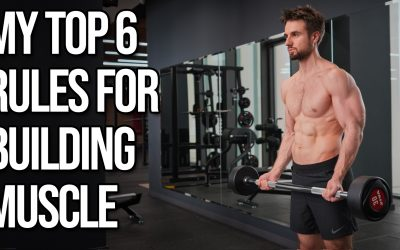 6 Rules I Use To Build Muscle Faster (Do This To See Results!)
