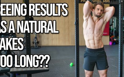 Building Muscle As a Natural Takes Too Long?? (My Thoughts)