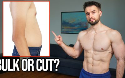 """What To Do If You're """"Skinny Fat"""" (Bulk or Cut?)"""