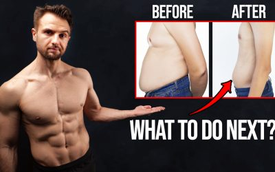 Skinny Fat After Dieting? Do This To Build Muscle