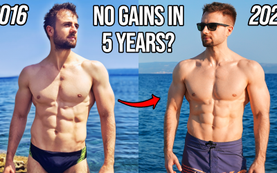 Why I Stopped Gaining Muscle (The Honest Truth)