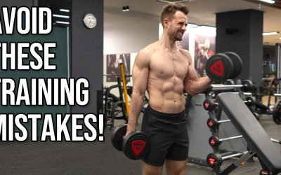 5 Lifting Mistakes Destroying Your Gains! (AVOID THESE OR STAY STUCK)